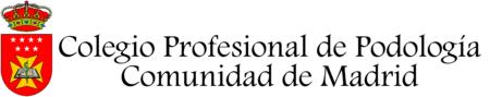 Colegio Profesional de Podología Comunidad de Madrid