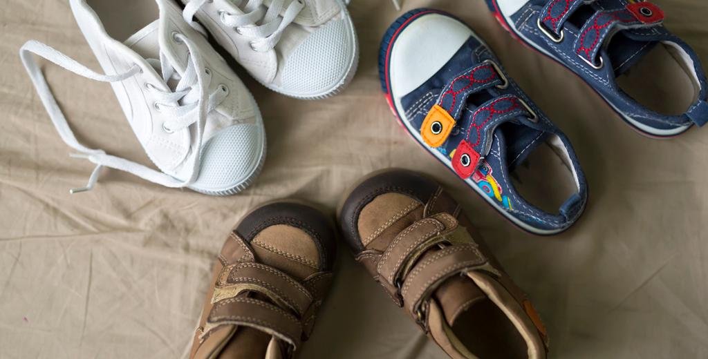 Recomendaciones para elegir el calzado de los niños